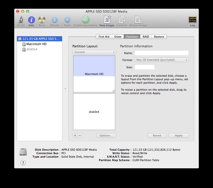 Macbook Air Early 2014 Archlinux