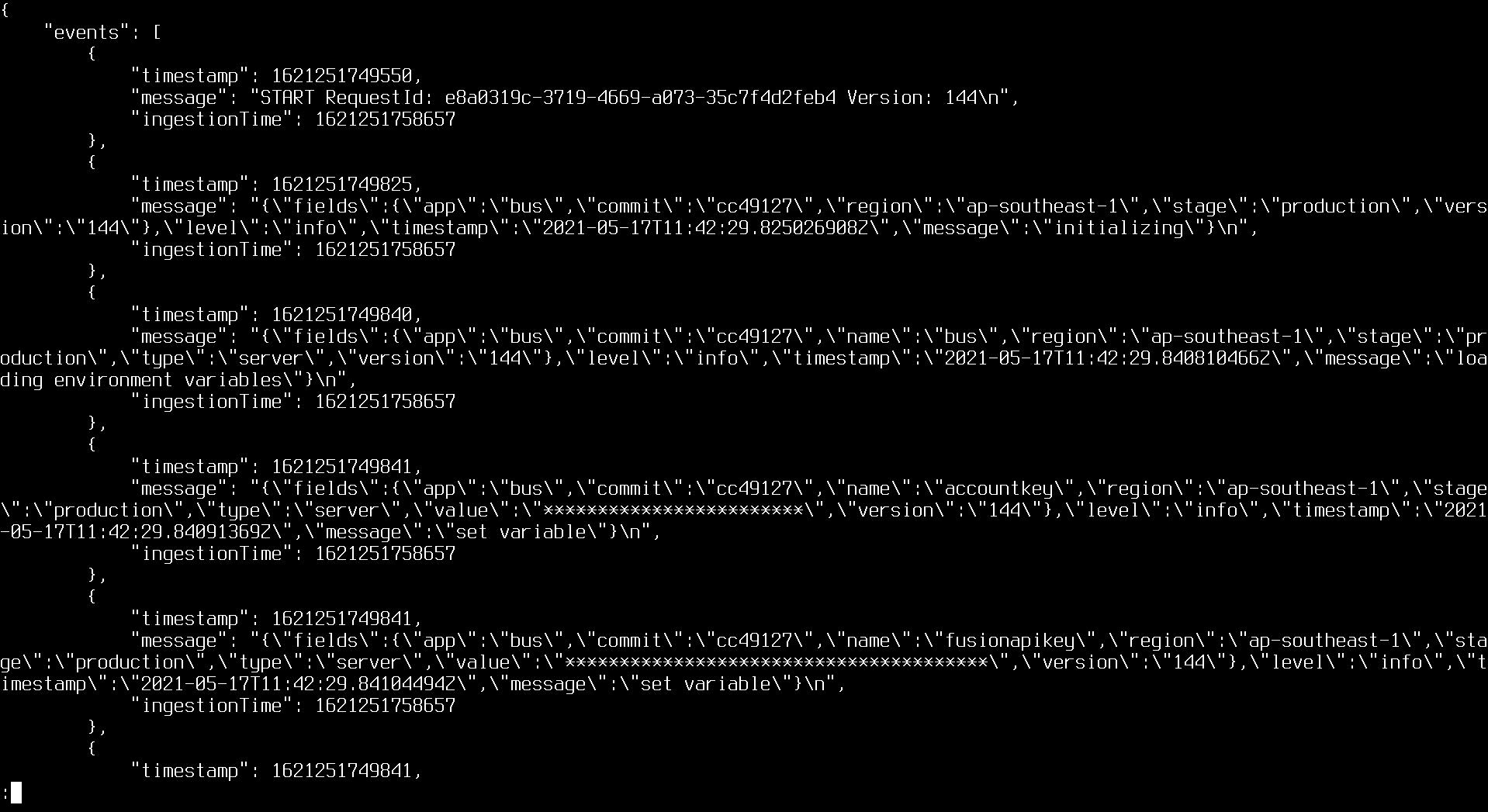 get-log-events